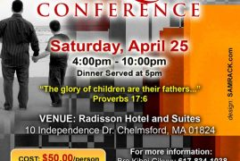 Fathers in the Diaspora Banquet & Conference – All Fathers Invited, Don't Miss This New Season!