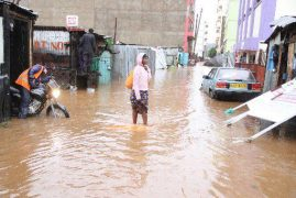 Three killed by new wave of floods in Nairobi
