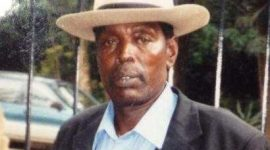 Death Announcement/Transition  : The Late Mr. Fredrick Githetha Gitau