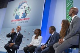 President Obama's GES 2015 Speech