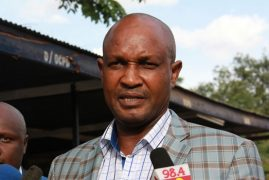 Mega Scandals, Life in Courts is MP Gideon Mwiti's Second Nature
