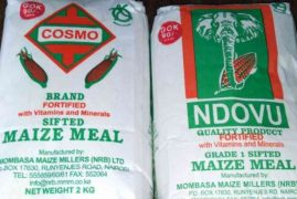 State introduces GOK branded unga, 2kg pack to retail at Sh90
