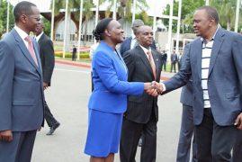 GSU boss Kitili to head regular police as Kaindi named envoy