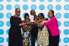 This Kenyan company won a major fashion award for making fabric from nettles
