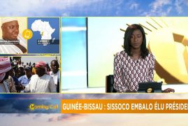 Umaro Sissoco Embalo elected president of Guinea-Bissau