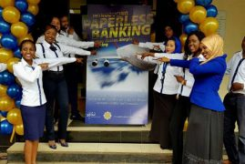 Gulf African Launches Paperless Banking