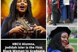 1st Black Woman Graduates from Yale with a PhD in Astrophysics