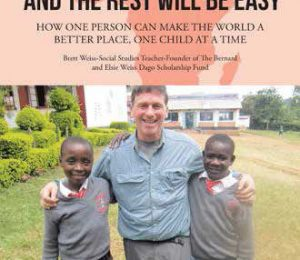 Trip to Africa sparks man's passion to educate children in Kenya