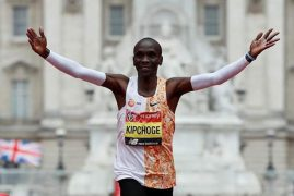World Marathon Record holder Eliud Kipchoge & Timothy Cheruiyot among 11 nominees shortlisted for the IAAF Male World Athlete of the Year Award.