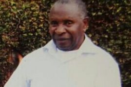 TRANSITION/DEATH ANNOUNCEMENT/MEMORIAL SERVICE OF Mr. RICHARD GICHUKI KIGURU(father to Peter G. Kiguru of Peabody) MA
