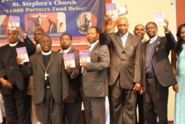 VIDEO/PHOTOS:Over 30 Kenyan Pastors witness historic Marriage counseling book launch