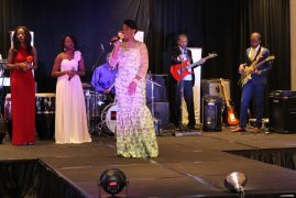 "Video:The 2nd Annual Boston Congolese Gala: BCG2015 Song Performance ""You Are Good"""