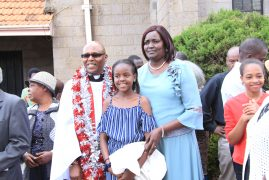 DIASPORA SERVANT IS ORDAINED PRIEST AT ACK ST. STEPHEN'S CATHEDRAL, JOGOO ROAD, NAIROBI ON AUGUST 3RD 2019