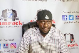 Video:ALCOHOLISM  & HOMELESSNESS in the Diaspora  by Anthony Kinyanjui    DJ. RAS ANTOH    Radio Personality/Host