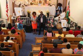 Kenyan Diaspora couple re-united after 16 years apart