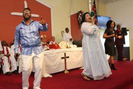 Special Presentation : Apostle Esther Ndirangu & Apostle Bernard :St Stephen's Church Lowell,MA