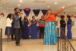 Photo/Video:Shekainah Well of Worship; Thanksgiving, Joy and Praise kicks off in Jubilation!