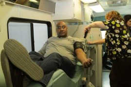 Video:Kenyans & Americans Honor Dr. Martin Luther King, Jr Day by Donating Blood