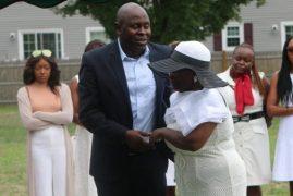 Video:Funeral service held for the late  Ephantus Joseph Kimemia Mwangi