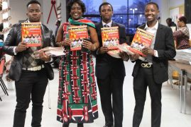Photos/Video: 53rd Jamhuri & Christmas Celebrations Kenyan American Pastor's Fellowship in   New England