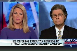 IRS: Extra Tax Refunds for Illegal Immigrants Granted Amnesty by Obama