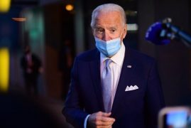 Joe Biden Fractures Foot Playing With his Dog