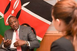 Uhuru Kenyatta: What I Achieved in Japan (FULL INTERVIEW)