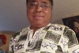 Transition/Death Announcement of Onesmus Jacton Njiru, husband to Mrs. Njiru which occured on 06/20/20 in Dracut, Massachusetts