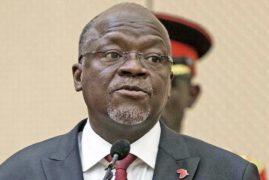 'Tanzania's President Magufuli is dead'