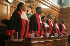 Team of 40 recruited to aid judges write ruling