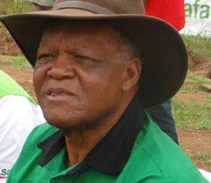 Football legend Joe Kadenge suffers a stroke