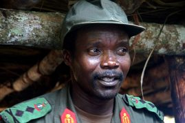 Joseph Kony, LRA Slapped With Asset Freeze By The US Treasury Department
