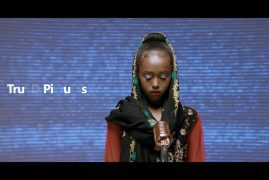 "13-year-old girl excites Kenyans with her perfect rendition of patriotic song ""WimboWaHistoria"""