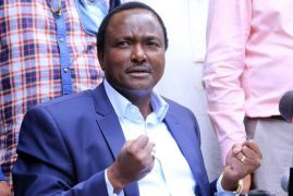 Kalonzo: I am not your traitor