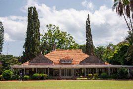 Karen Blixen Museum Nairobi,Kenya