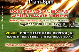 KCFA Boston Invites You to ANNUAL COOKOUT 2015