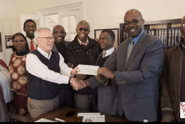 VIDEO: Breakthrough As Kenyan Organization Acquires Big Tract Of Land In USA