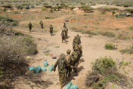 KDF Soldiers Returned are developing Mental Problems