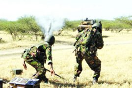 Somalia Wants Kenya Army To Pull Out By 2017