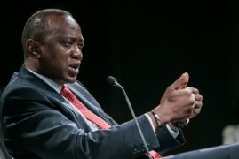 Video:Pres. Uhuru on a three day state visit to Israel for bilateral talks