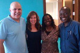 US televangelist Kerry Shook in Kenya for leadership conference