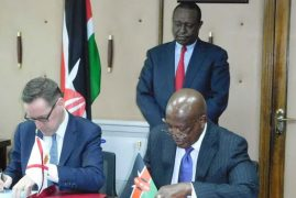 Kenya signs FRACCK agreement with Jersey