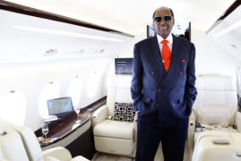 VIDEO :My day around Kenya on a private jet with Dr Kirubi