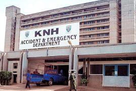 Cancer Machines at Kenyatta National Hospital collapse; Hundreds of lives at risk