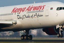 Lawmakers propose nationalization of Kenya Airways