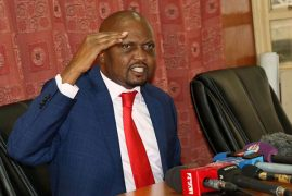 Kuria's relatives and friends received mega tenders from CDF