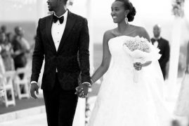 President Kagame's daughter ties the knot in private ceremony – PHOTOS
