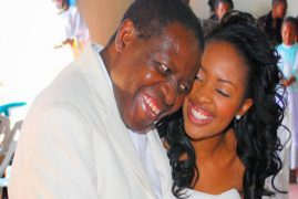 What Kambua said about her late dad, Professor Manundu, will break your heart