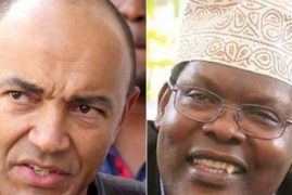 Peter Kenneth Exposes 'Broke' Miguna Miguna