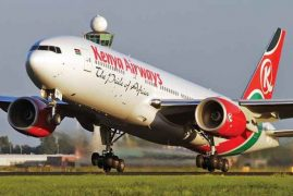 KQ hits turbulence on hyped New York route